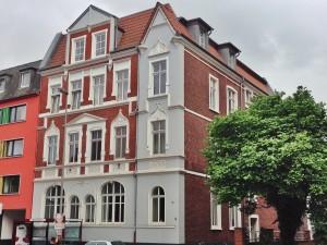 Mehrfamilienhaus in Münster