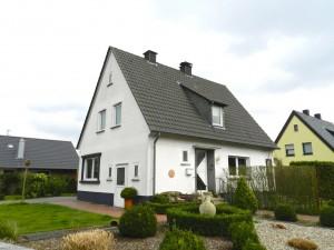Einfamilienhaus in Osterwick