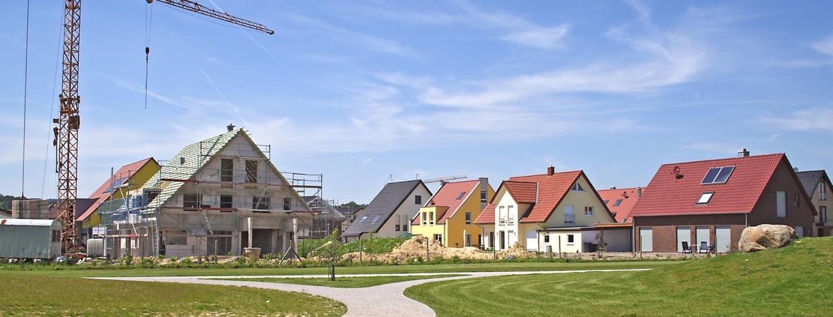 Grundstücke - Immobilienmakler für das Münsterland, das Ruhrgebiet und das Rheinland
