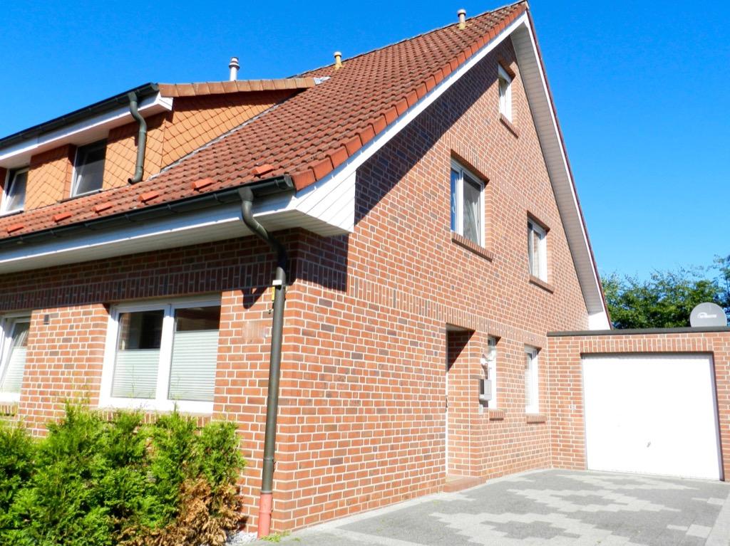 VERKAUFT!  Doppelhaushälfte in Senden