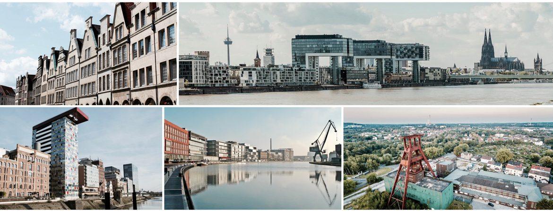 Standort - Immobilienmakler für das Münsterland, das Ruhrgebiet und das Rheinland